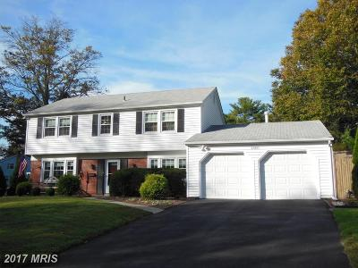 Bowie MD Single Family Home For Sale: $365,000