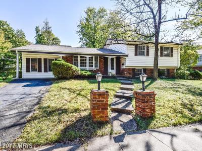 Lanham Single Family Home For Sale: 6803 Trexler Road
