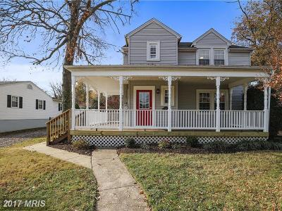 College Park Single Family Home For Sale: 9514 Rhode Island Avenue