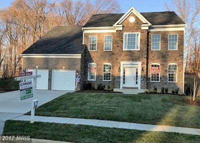Fort Washington Single Family Home For Sale: 1500 Dania Drive