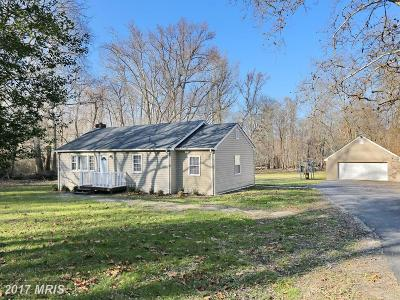 Brandywine Single Family Home For Sale: 3410 Floral Park Road