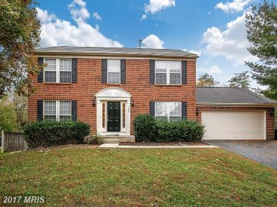 Upper Marlboro Single Family Home For Sale: 3308 Altair Lane