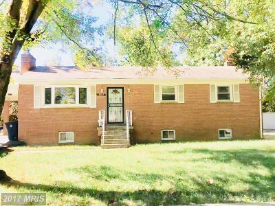 Clinton Single Family Home For Sale: 5507 Ramblewood Avenue