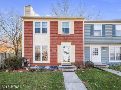 Bowie Townhouse For Sale: 2216 Prince Of Wales Court