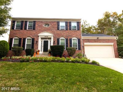 Accokeek Single Family Home For Sale: 18706 Independence Road