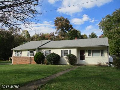 Beltsville Single Family Home For Sale: 5600 Odell Road