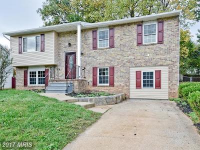 Springdale Single Family Home For Sale: 8935 Hobart Street