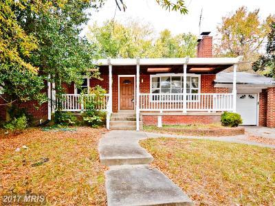 Clinton Single Family Home For Sale: 6002 Arbroath Drive