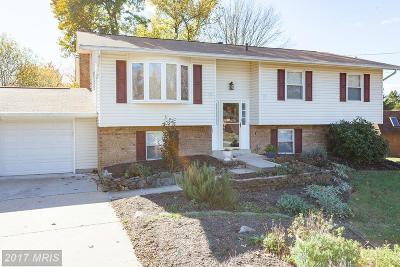 Laurel Single Family Home For Sale: 6313 Julie Place