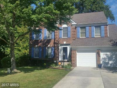 Accokeek Single Family Home For Sale: 18100 Glover Court