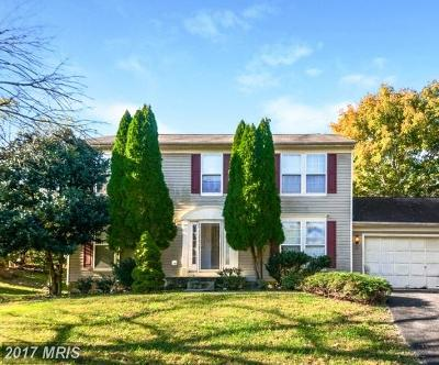 Upper Marlboro Single Family Home For Sale: 11411 Polaris Drive