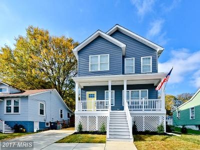 Hyattsville Single Family Home For Sale: 5808 43rd Avenue
