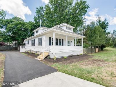 Upper Marlboro Single Family Home For Sale: 14401 Old Marlboro Pike