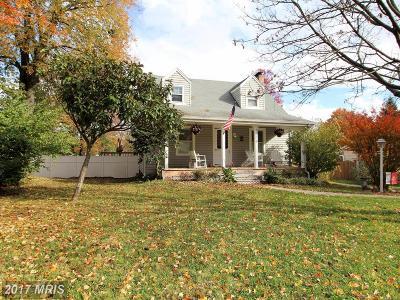 Beltsville Single Family Home For Sale: 4514 Elmwood Road