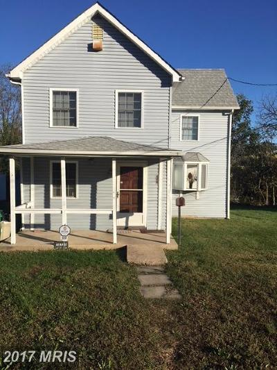 Laurel Single Family Home For Sale: 608 10th Street