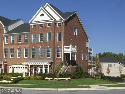 Upper Marlboro Townhouse For Sale: 4312 Thoroughbred Drive