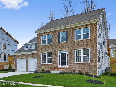 Upper Marlboro Single Family Home For Sale: 2904 Winterbourne Drive