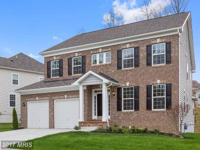 Upper Marlboro Single Family Home For Sale: 2900 Winterbourne Drive