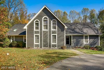 Upper Marlboro Single Family Home For Sale: 227 King James Road