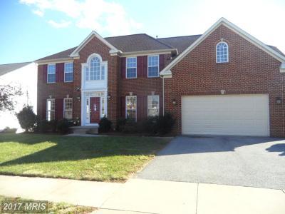 Upper Marlboro Single Family Home For Sale: 10203 Brightfield Lane