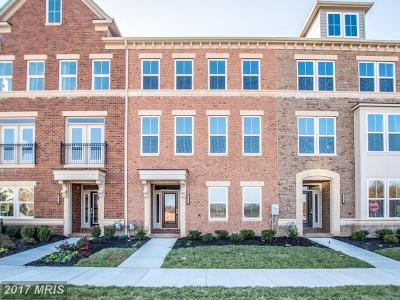 Greenbelt Townhouse For Sale: 5207 South Center Drive