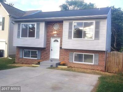 Suitland Single Family Home For Sale: 2108 Spaulding Avenue