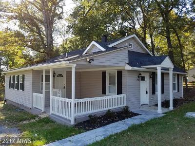 Fort Washington Single Family Home For Sale: 3411 Oaklawn Road