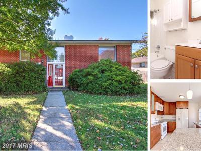Laurel Single Family Home For Sale: 8907 Snow Acres Drive