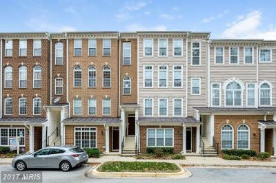 Upper Marlboro Townhouse For Sale: 12314 Open View Lane #1008