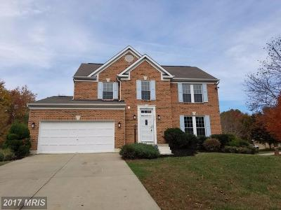 Accokeek Single Family Home For Sale: 2121 Catherine Fran Drive