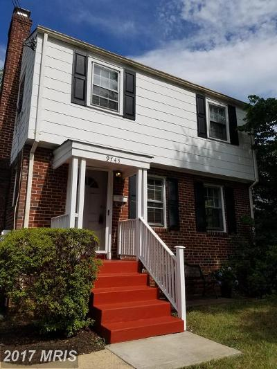 College Park Rental For Rent: 9745 51st Place