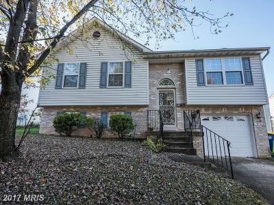 Hyattsville Single Family Home For Sale: 5704 Legation Court
