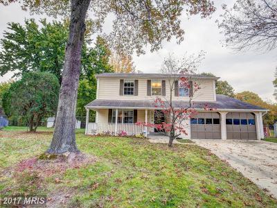 Clinton Single Family Home For Sale: 8602 Brazke Court