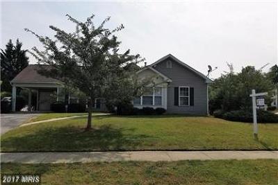 Clinton Single Family Home For Sale: 9504 Allerton Terrace