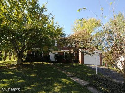 Bowie Single Family Home For Sale: 12811 Kemper Lane