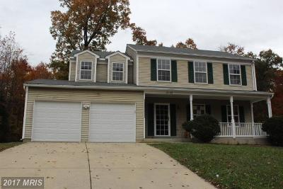 Fort Washington Single Family Home For Sale: 8100 Pats Place