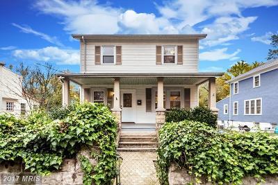 Mount Rainier Single Family Home For Sale: 4111 29th Street