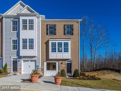 Upper Marlboro Townhouse For Sale: 13014 Ricker Road