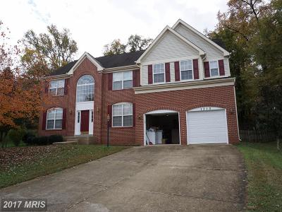 Fort Washington Single Family Home For Sale: 1313 Christopher Lane