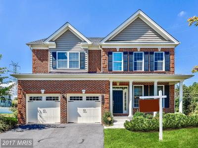 Upper Marlboro Single Family Home For Sale: 11101 Saddle Court
