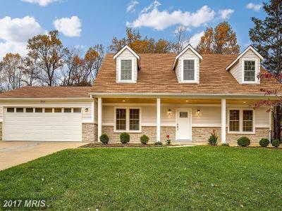 Upper Marlboro Single Family Home For Sale: 11506 Branch Drive W