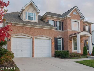 Upper Marlboro Single Family Home For Sale: 2108 Lake Forest Drive