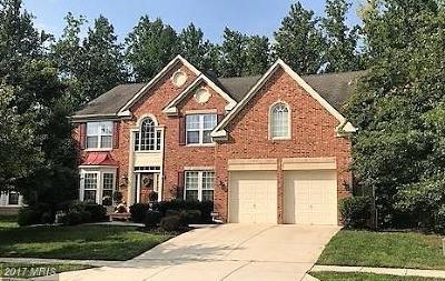 Upper Marlboro Single Family Home For Sale: 15627 Copper Beech Drive