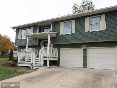 Upper Marlboro Single Family Home For Sale: 9809 Lemocks Drive