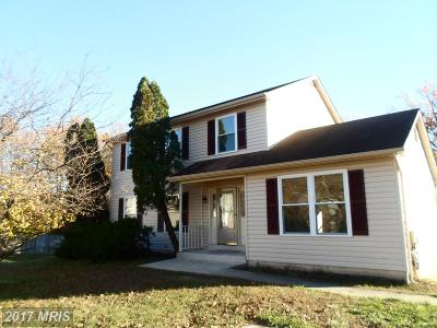 Temple Hills Single Family Home For Sale: 4205 Wandering Court