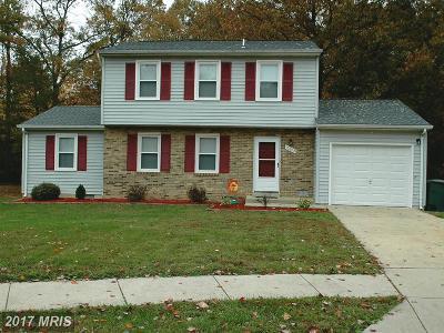 Accokeek Single Family Home For Sale: 15602 Farmington Court