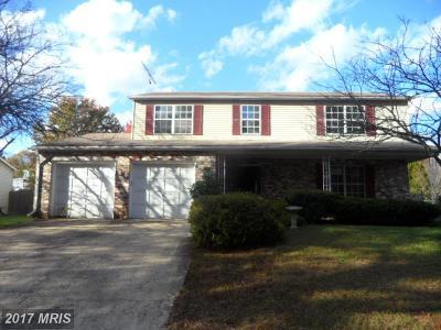 Upper Marlboro Single Family Home For Sale: 11202 Lenox Drive