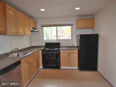 Oxon Hill Townhouse For Sale: 632 Maury Avenue