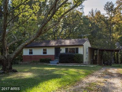 Accokeek Single Family Home For Sale: 2905 Accokeek Road W