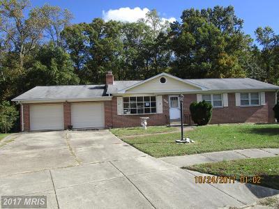 Clinton Single Family Home For Sale: 9416 Paul Drive
